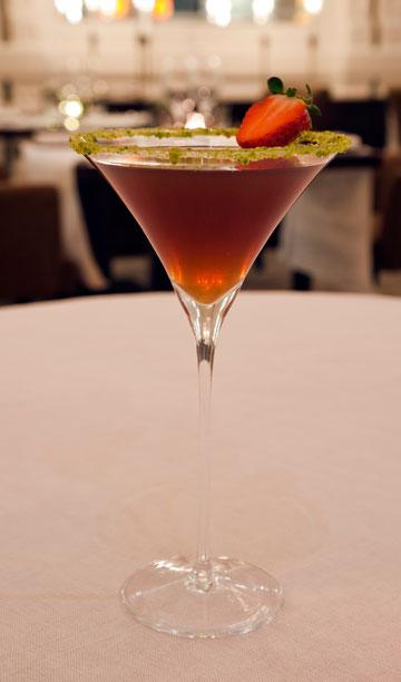 Andaz Diamond Jubilee Cocktail