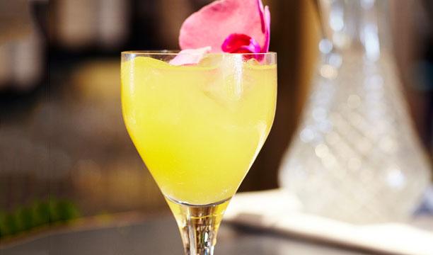 The Savoy's Diamond Jubilee cocktail