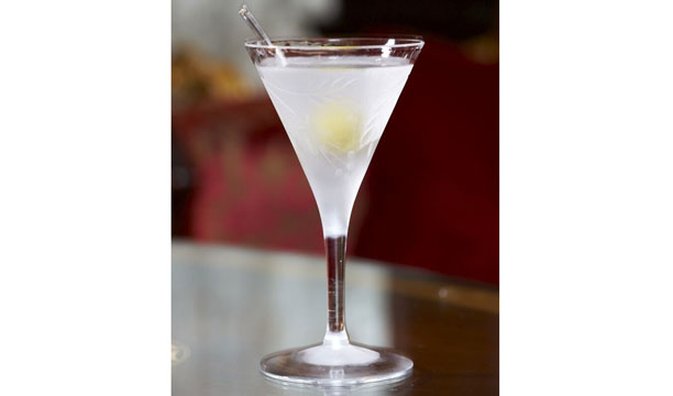 The Lanesborough Diamond Jubilee Dubonnet Cocktail
