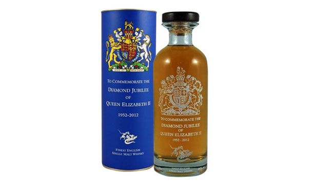 The English Whisky Co's Diamond Jubilee expression