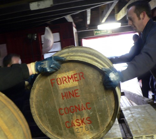 Hine casks to be filled with Glenfarclas single malt
