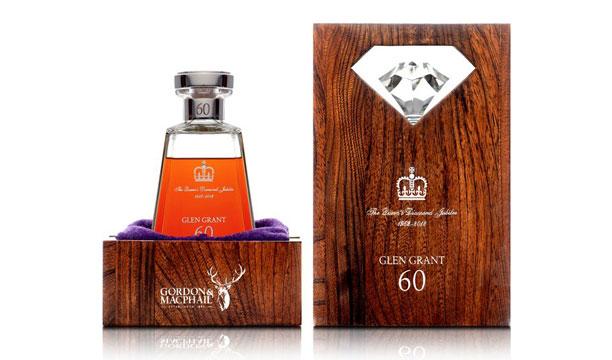 Glen Grant 60YO Diamond Jubilee