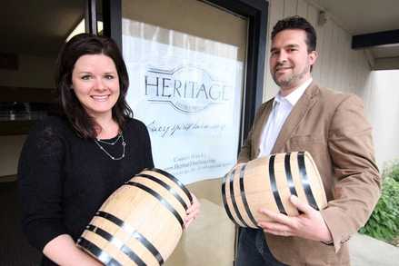 Community-owned distillery, Heritage Distilling Company, opens in Washington
