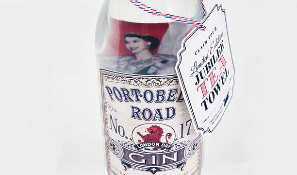 Portobello Road Jubilee Gin