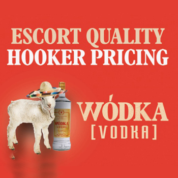 Wodka Vodka advert