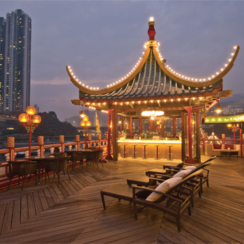 Top Deck West Bar, Hong Kong
