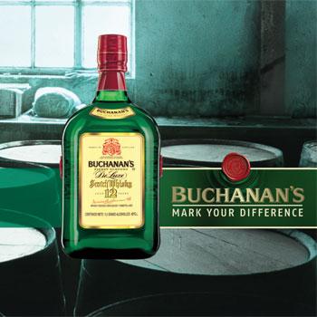 Buchanan's Scotch whisky