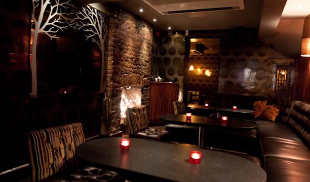 Eclipse bar Walton Street London Olympics