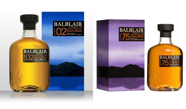 Balblair 2002 and Balblair 1975