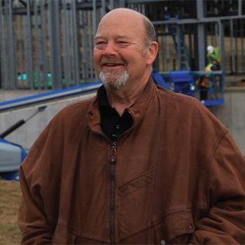 Fred Noe, master distiller at Jim Beam