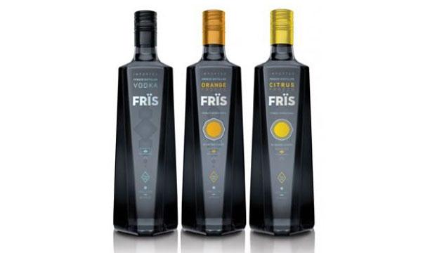 Fris freeze-distilled vodka