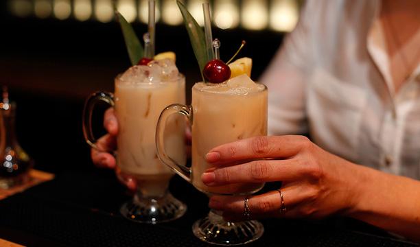 Megs Demeulenaere's Kiwi Escape 42BELOW cocktail