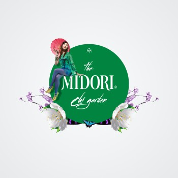 The Midori Chi garden