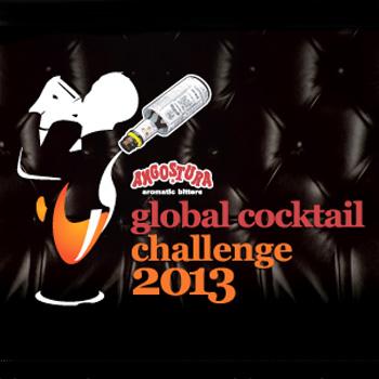Angostura Global Cocktail Challenge 2013