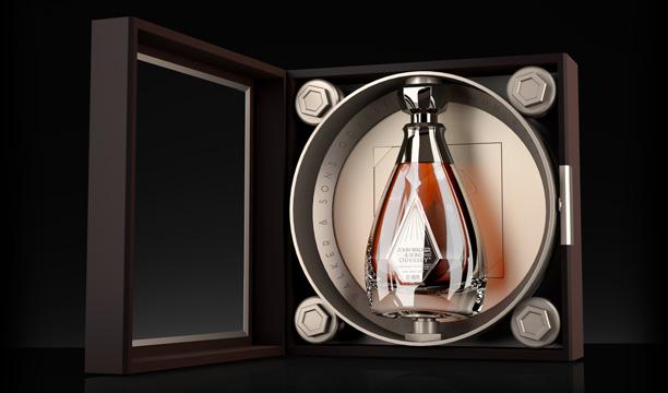 John Walker Odyssey whisky