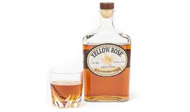 Yellow Rose Texas bourbon
