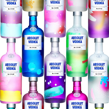 Absolut Unique range video