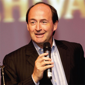 Christian Porta, CEO of Chivas Regal