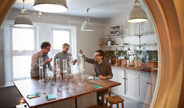 Ginstitute London Cocktail Week