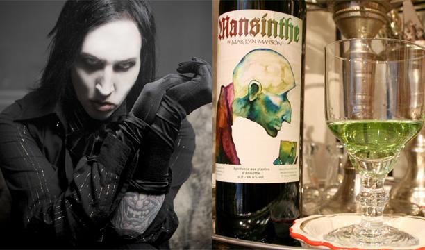 Marilyn Manson Mansinthe