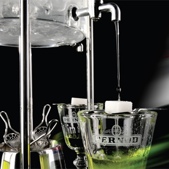 Pernod Absinthe Fountain