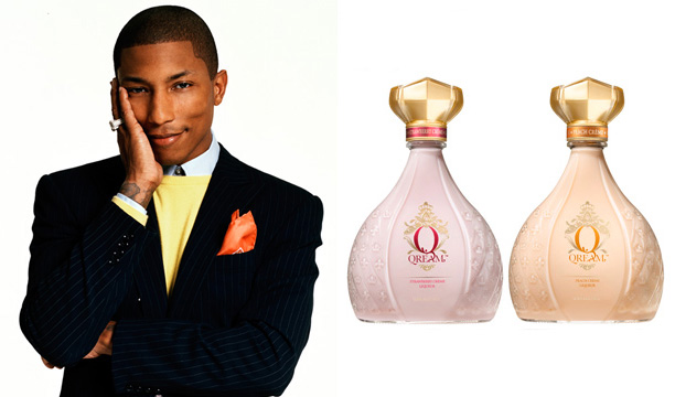 Pharrell Williams Qream