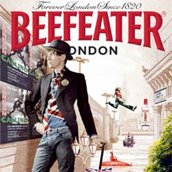 Beefeater Forever London gin