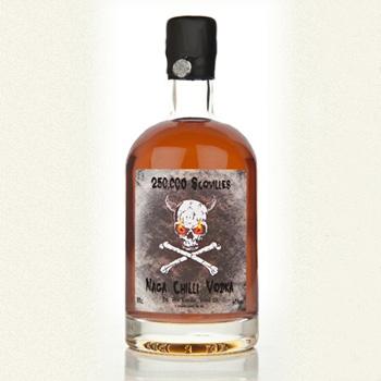 World's hottest chilli vodka? Master of Malt