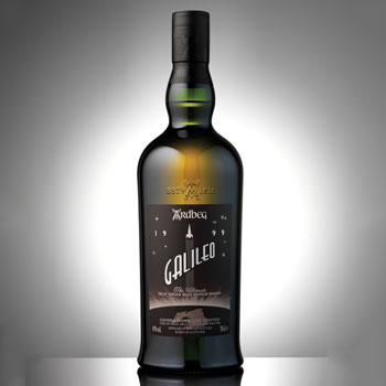 Ardbeg's Galileo single malt whisky