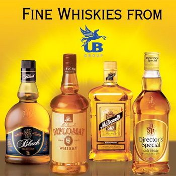United Spirits Scotch