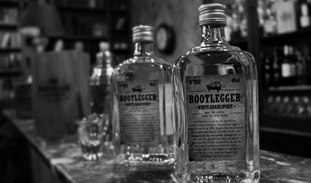 Bootlegger white spirit