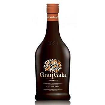 Gran Gala orange liqueur Sazerac Stock Spirits
