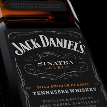 Jack Daniel's Frank Sinatra Select