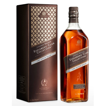 Johnnie Walker Explorers Club Spice Road