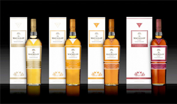 Macallan Gold 1824 Series