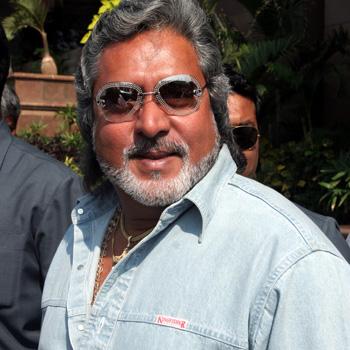 Vijay Mallya United Spirits Kingfisher