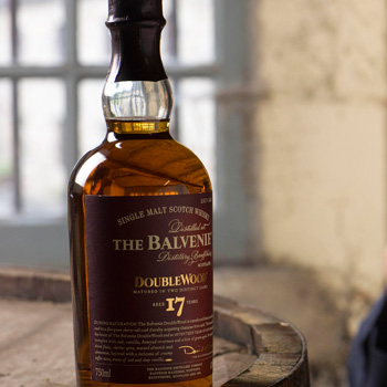 The Balvenie Triple Wood whisky
