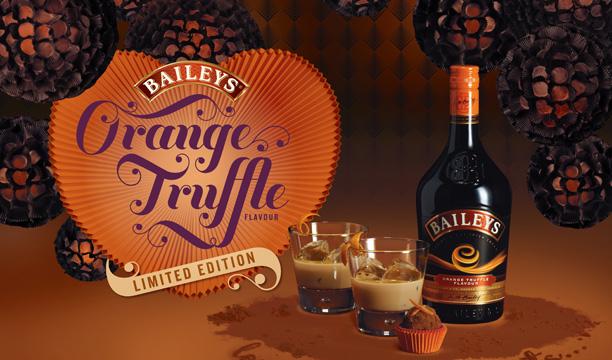 Baileys Orange Truffle October spirit launches