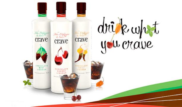 Crave Chocolate Liqueurs October spirit launches