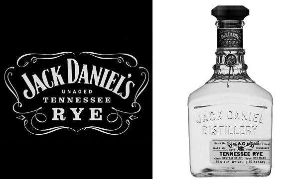 Jack Daniel's Unaged Rye October spirit launches