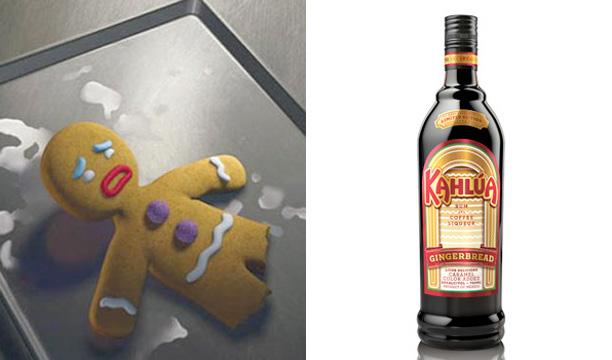 Kahlua Gingerbread October spirit launches