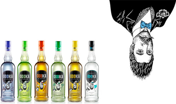 Oddka Vodka October spirit launches