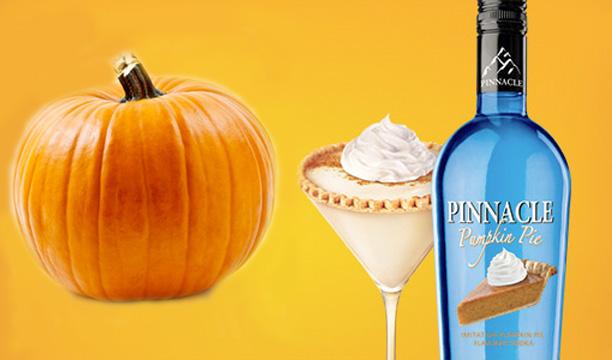 Pinnacle Pumpkin Pie October spirit launches