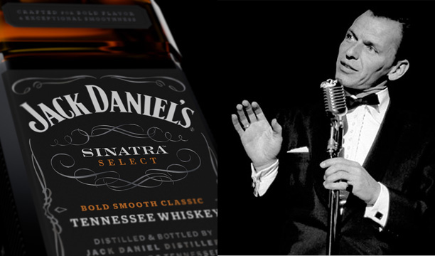 Jack Daniel's Sinatra Select October spirit launches