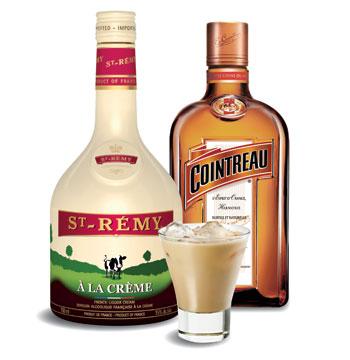 Remy Cointreau spirits