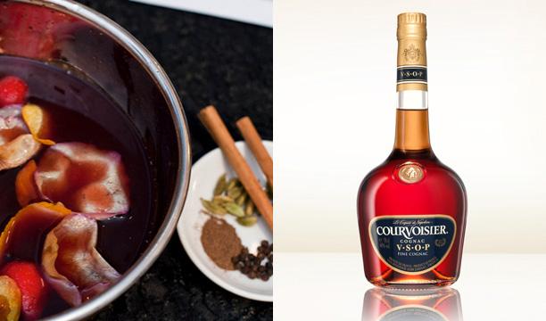 Courvoisier VSOP Fine Cognac October spirit launches