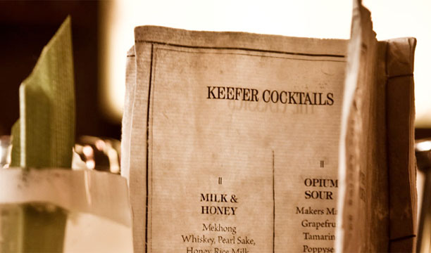 Keefer Vancouver  Worlds Best Bars 2013 America