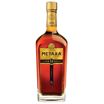 Metaxa liqueurs travel retail