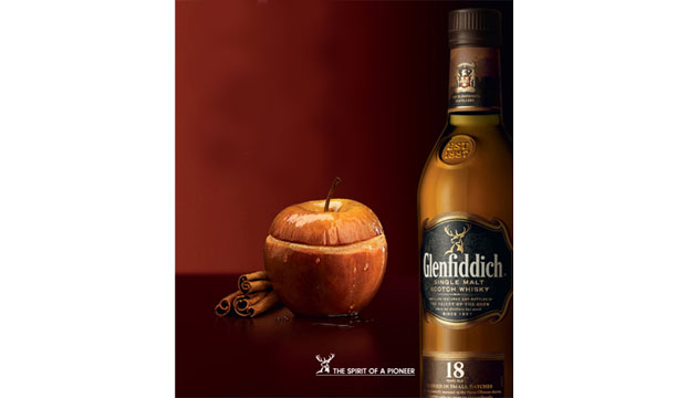 Glenfiddich 18 Christmas Whisky