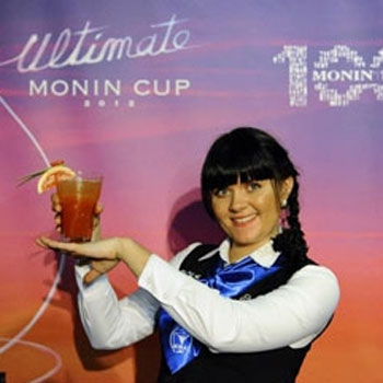 Maia Iljina Monin Cup 2012 winner Estonia